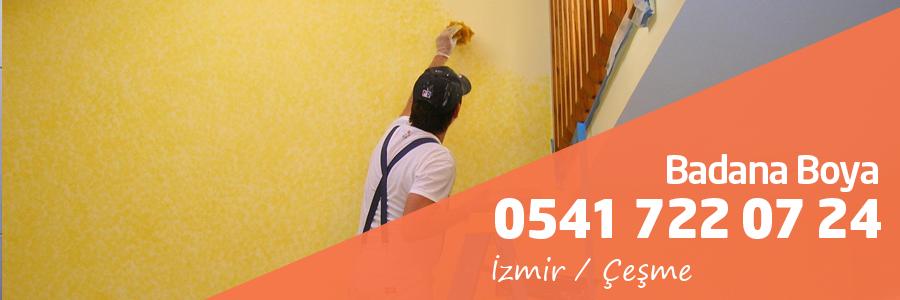 Izmir Cesme Badana Boya 0541 722 0 724 Hemen Ara Gelsin